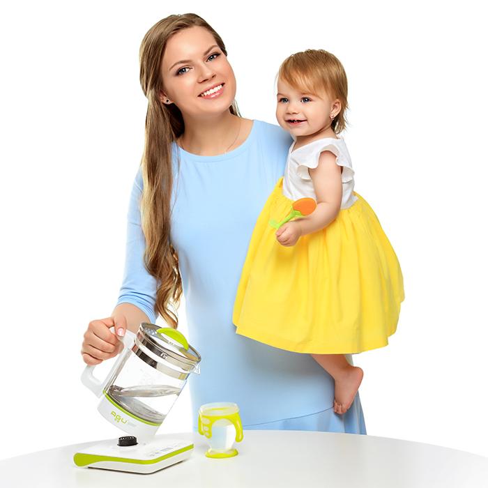 beebitoidu valmistamine, beebipüree